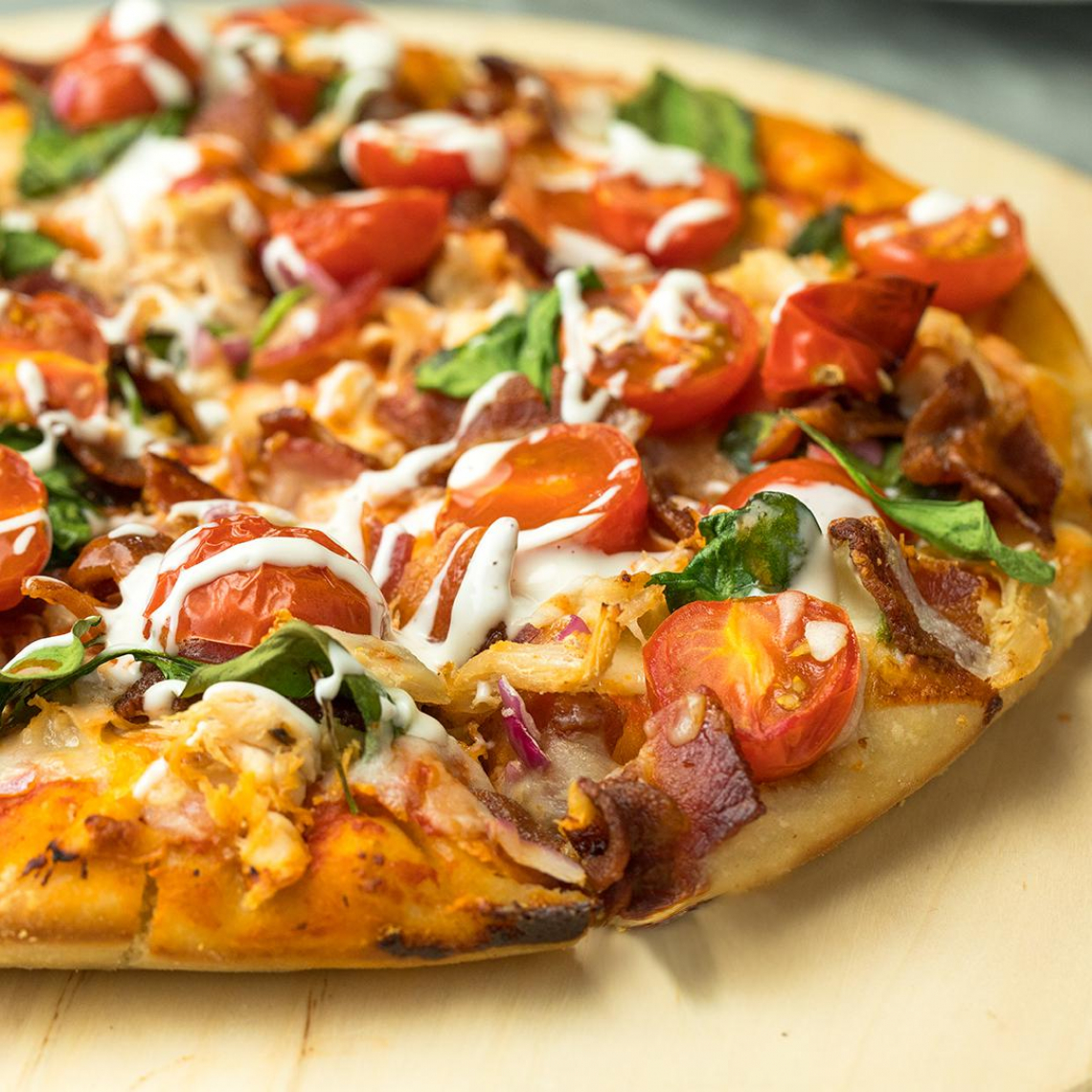 Pizza Lovers!